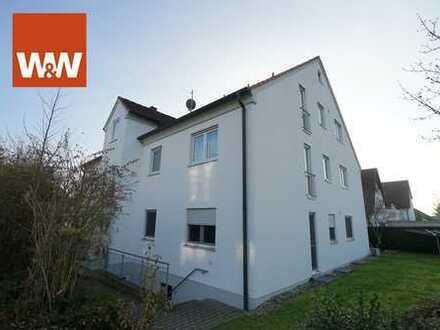 Tolle, sonnige 3 Zimmer-Wohnung mit Garage in schöner Wohnlage!