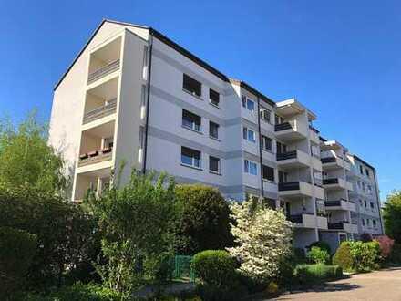 Frisch gestrichene 2-Zimmer-Wohnung in Schwetzingen !