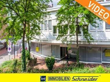 Vermietung 325 - 634 m² Ladenlokal in Castrop - Rauxel, direkt in der City