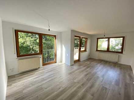 Großzügige 3 Zimmer Wohnung in Ruhiger Waldrandlage - Ebhausen