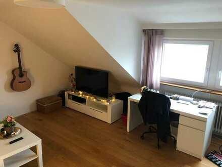 Ruhige 2-Zimmer-Wohnung in Konstanz, Goethestraße - DG