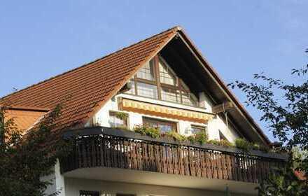 Ruhige, gepflegte 3-Zimmer-Wohnung mit Balkon in südlicher Gartenstadt von Dortmund - Provisionsfrei