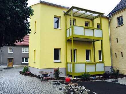 Sanierte 2-Zimmer-Wohnung mit Balkon in Frohburg