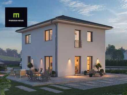 Jetzt Traumvilla bauen mit gehobener Ausstattung & KfW 55 Standard