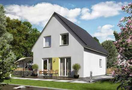 Bauland incl.: Massivhaus entspannt, sicher und gut bauen lassen.