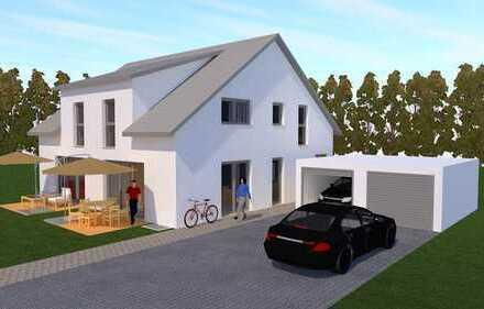 Attraktive Doppelhaushälfte in herrlicher Lage /Sackgasse