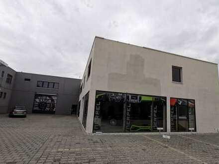 Büro- und Lagerräume in guter Lage im Gewerbegebiet Ergolding