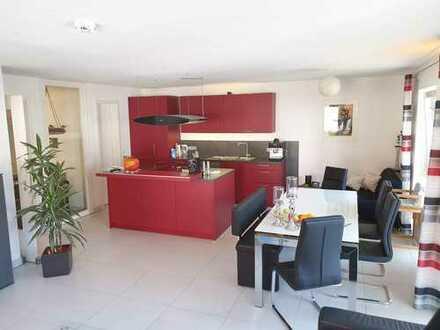 Prov.-frei: Sonnige, moderne 3-Zimmer-Wohnung vor den Toren Landsbergs mit Süd-West-Ausrichtung