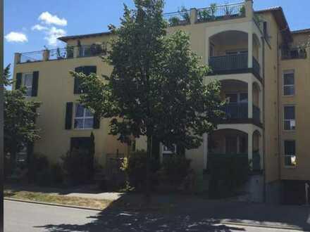 Helle 3 Raum-Wohnung mit schöner Sonnenterasse und Einbauküche im Neubaugebiet Melm