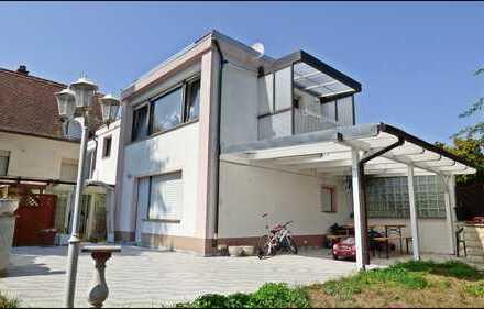 Besonderes Einfamilienhaus in Feldrandlage von Frankenthal