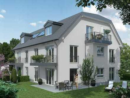 *Neubau*viel Platz!* schöne 3 Zi. EG WHG mit 2 Hobbyräumen+Garten ca. 115m²*TG Einzelst