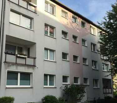 Gepflegte 3,5-Zimmer-Wohnung mit Balkon in Alten Bochum, gute Verkehrsanbindung ruhige Wohngegend