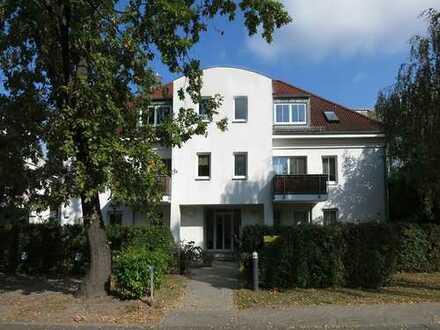 Vermietete 2-Zimmer-Eigentumswohnung in ruhiger Lage mit zwei Balkonen