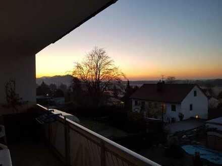 Hundefreundliche Wohnung in Tegernheim in idyllischer Traumlage sucht Nachmieter!