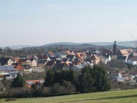 Wohnen und Arbeiten in Dörlesberg - Bauplatz Nr. 6