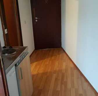Ein-Zimmer-Wohnung in der Innenstadt mit Fahrstuhl!