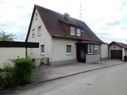 Schönes Ein-/Zweifamilienhaus in bevorzugter Wohnlage von Bisingen