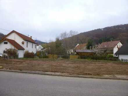 EBENES Grundstück in RUHIGER LAGE von Tholey / BERGWEILER !