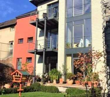 Architektenhaus - exklusiv und hochwertig 3 Parteienhaus oder generationsübergreifendes Wohnen