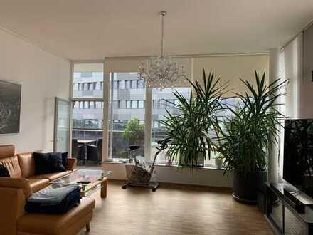 Traumhafte Penthouse-Wohnung mit extravagantem Schnitt