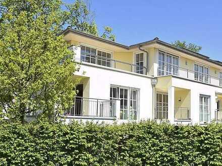 CASACONCEPT Alt-Solln für Anspruchsvolle: Exklusive Dachterrassen-Traumwohnung mit Penthouse-Feeling