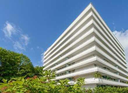 Hollenders Immobilien: Wunderschöne 4 1/2-Zimmer Wohnung mit Fernblick in das Rheintal