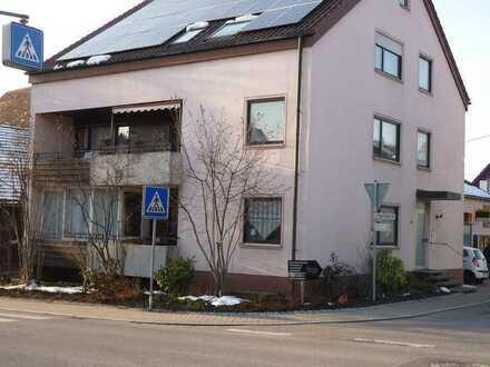 3,5-Zimmer mit Balkon und Außenstellplatz in Lienzingen