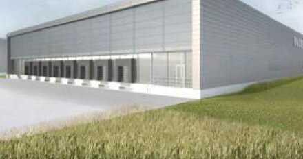 """BAUMÜLLER & CO."" ca. 30.000 m² Logistik-NEUBAU - Nähe A40/A42 - kurzfristig"