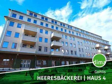 ERSTBEZUG   Heeresbäckerei   Haus 4 + Westloggia + 2 Bäder + AR + Fbhz. + TG-SP + Maisonette