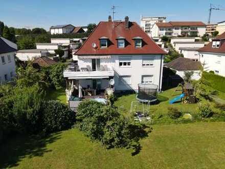 Charmante, helle 4- Zimmer Altbauwohnung, FN- West, See- und Bergsicht