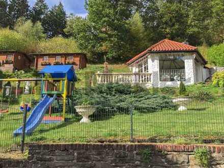Voll erschlossenes Baugrundstück in gehobener und naturnaher Wohnlage