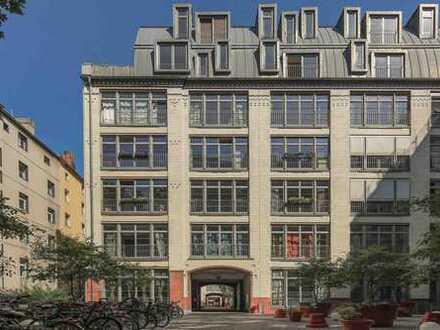 Penthouse Loft mit großer Sonnenterrasse im Herzen von Kreuzberg