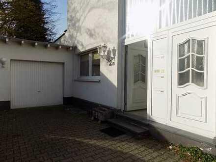 Moderne Erdgeschosswohnung mit Terrasse, Garten und Garage in schöner Lage am Hosfelds Katernberg!