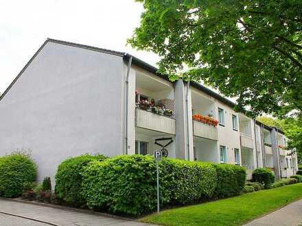 Geräumige 2,5-Raum Wohnung in ruhiger Lage am Tetraeder