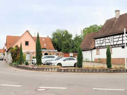 Abrissgrundstück in Rohrbach für Wohnen und / oder Gewerbe
