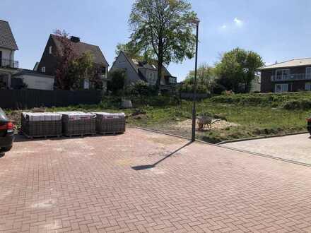 Baugrundstück im Neubaugebiet Grüne Harfe/Barkhovenallee