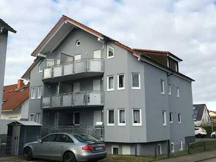 Smarte 2 Zi.-ETW im 2.OG, Dachgeschoss mit Balkon in Eggenstein-Leopoldshafen, Nähe KIT-Campus Nord