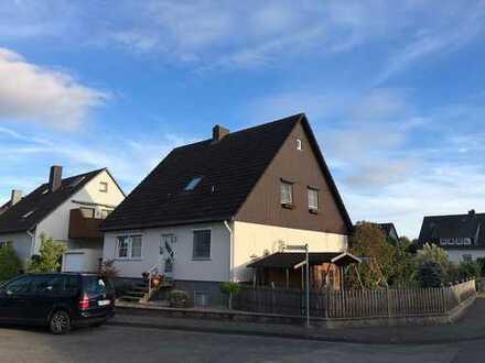 GRONAU: Freistehendes Einfamilienhaus mit Garage, 2 Bädern, Terrasse, Südgarten, Vollkeller u.v.m.