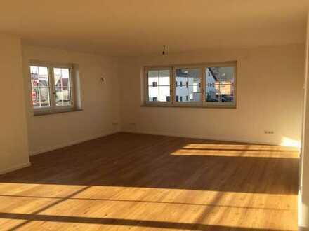 Erstbezug mit Balkon: ansprechende 3-Zimmer-Wohnung in Schaafheim