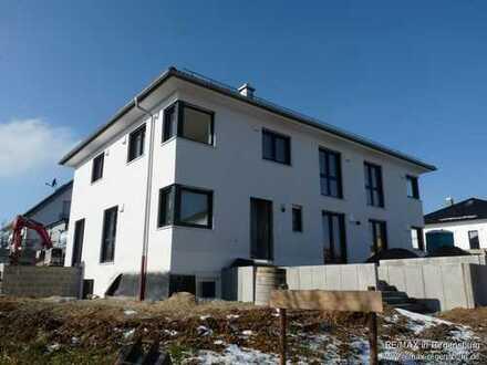 Haus im Haus mit Mehrwert - Neu, Energetisch, Garten, Einzeleingang, Keller mit FBheizung