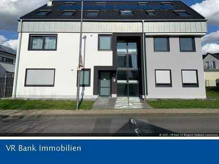 Neuwertige, barrierefreie 2-Zimmer-Wohnung in Bergisch Gladbach-Herkenrath