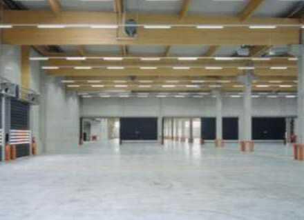 """""""BAUMÜLLER & CO."""" 3.000 qm Lagerhalle in Mannheim"""