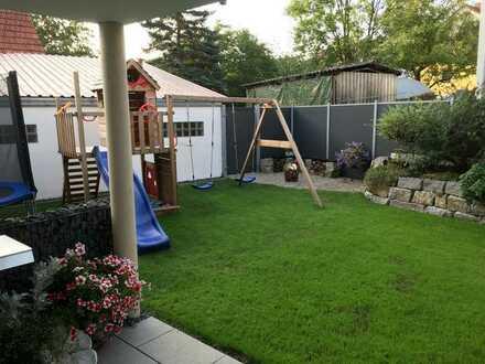3-Zimmer-Eigentumswohnung mit Terrasse, Gartenanteil und Aufzug im EG eines 6-Familienhauses