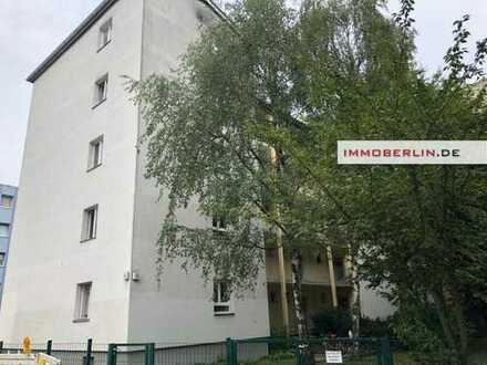 IMMOBERLIN: Ruhige liegende vermietete Wohnung in gefragter Lage