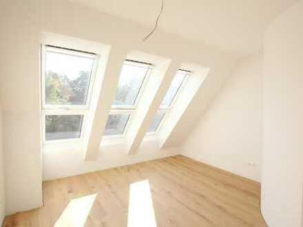 Hübsche 3-Zimmer-DG-Whg. mit Blick auf den Werdersee, Neubau