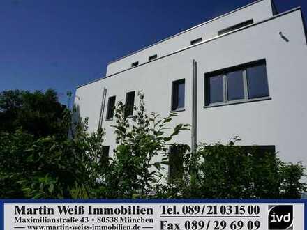 Moderner Neubau: 4-Zimmer-Premium-Wohnung mit großem Balkon in Harlaching
