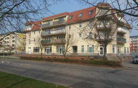 Schöne helle Etagenwohnung mit Balkon nähe Ruppiner Kliniken