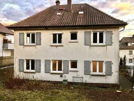 Sehr helle und gemütliche 3-Zimmer-Erdgeschosswohnung in Pforzheim-Eutingen
