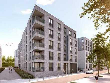 PANDION 5 FREUNDE - Helle 3-Zimmer-Wohnung mit Bad en Suite und großem Südbalkon