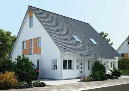 DHH - Mehr als nur ein Zuhause! Erleben Sie Räume für Träume im Effizienz 40 Plus Haus!!